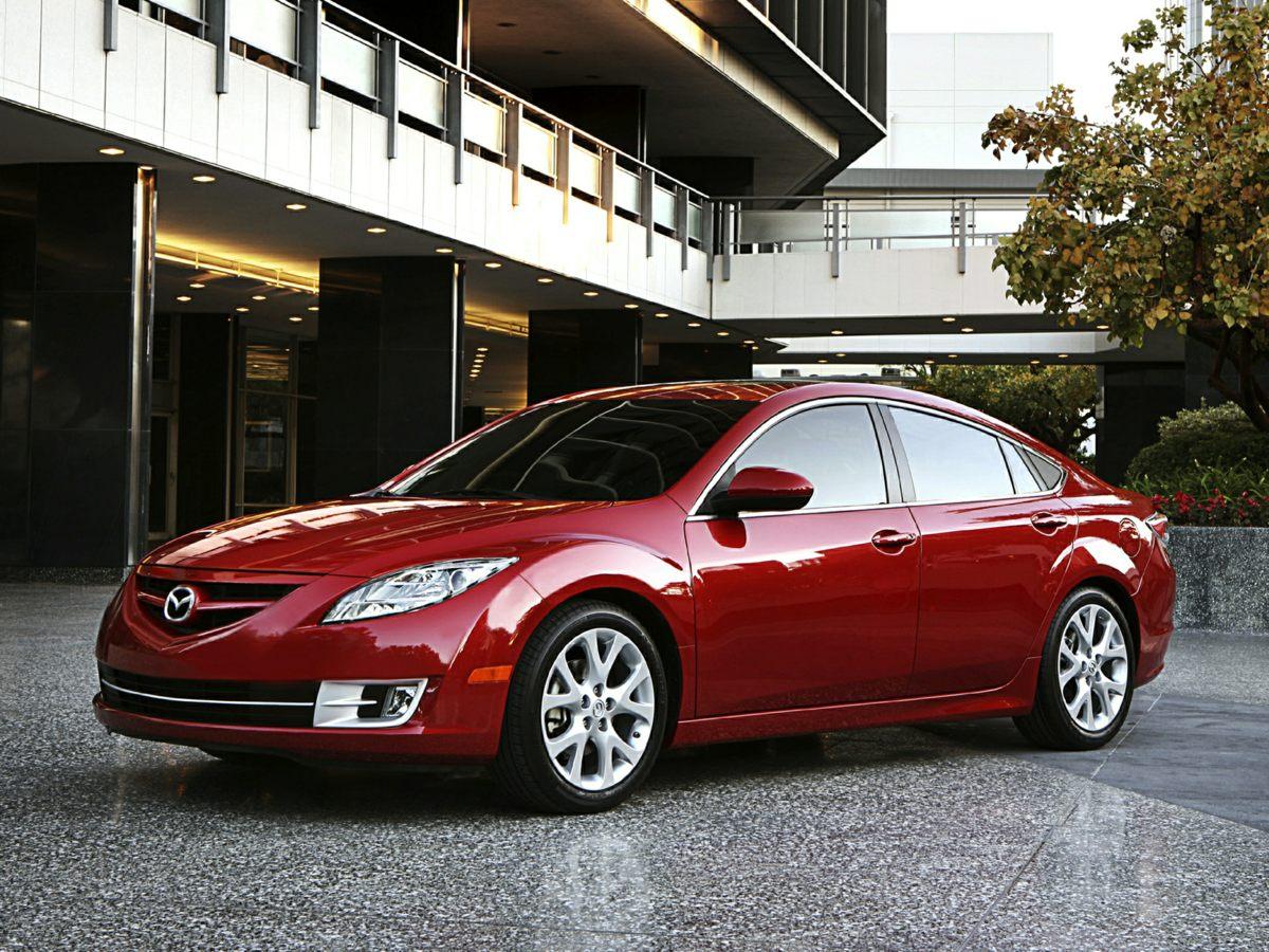 2011 Mazda MAZDA6 4dr Sdn Auto i Sport SILVER
