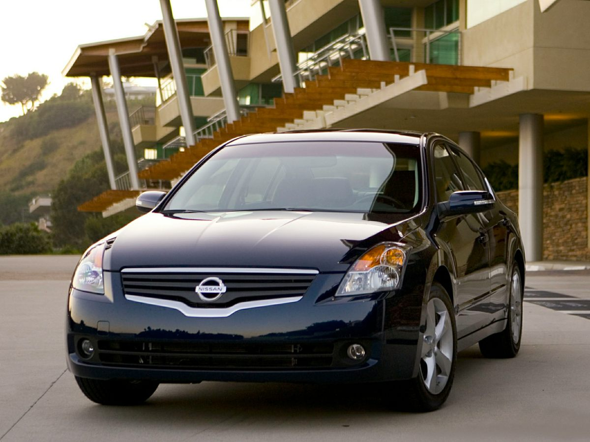2009 Nissan Altima 2.5 S GRAY CD player Bumpers: body-color