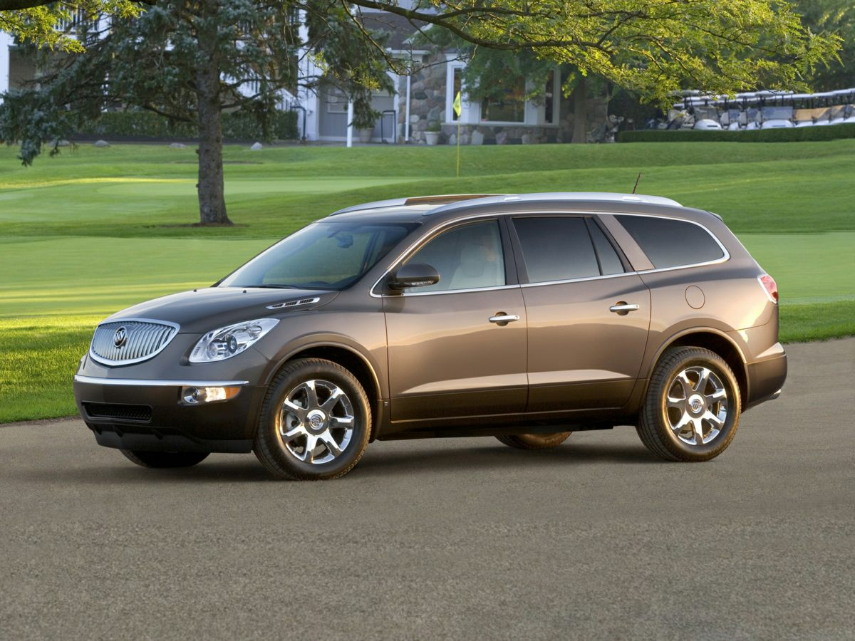 2012 Buick Enclave FWD 4dr Leather SILVER AM/FM radio: SiriusXM