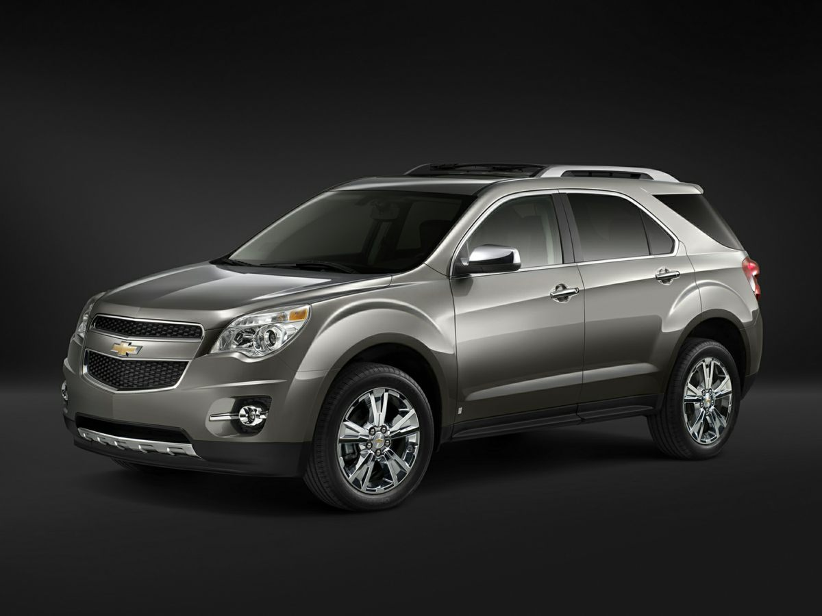 2011 Chevrolet Equinox FWD 4dr LS SILVER Brake assist