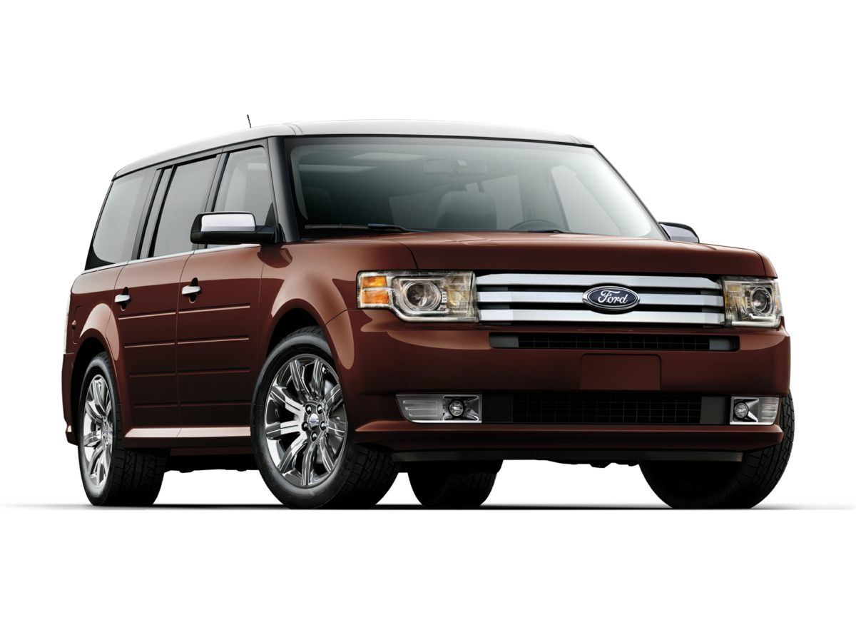 2011 Ford Flex 4dr SEL FWD BLUE Brake assist