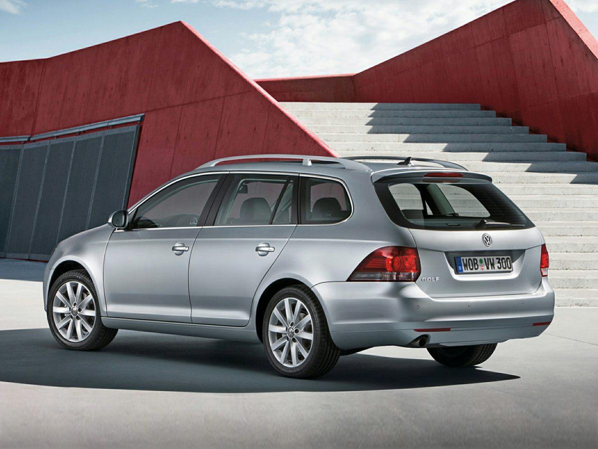 2012 Volkswagen Jetta SportWagen 4dr DSG TDI GRAY