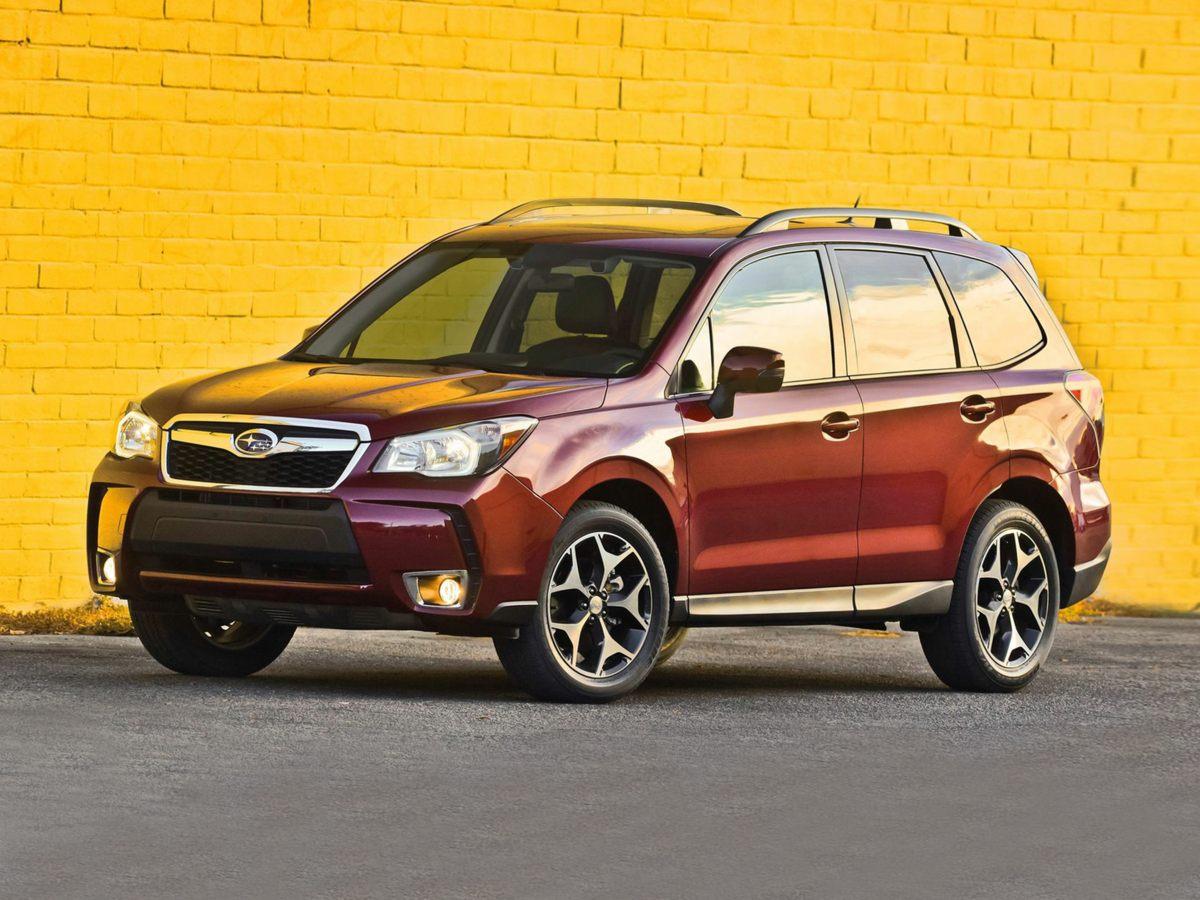 2014 Subaru Forester 4dr Auto 2.5i Premium SILVER