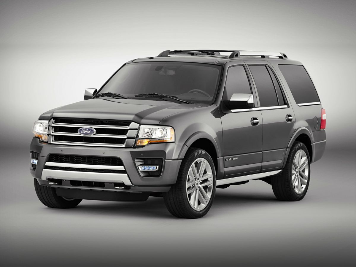 2017 Ford Expedition EL Limited BLACK