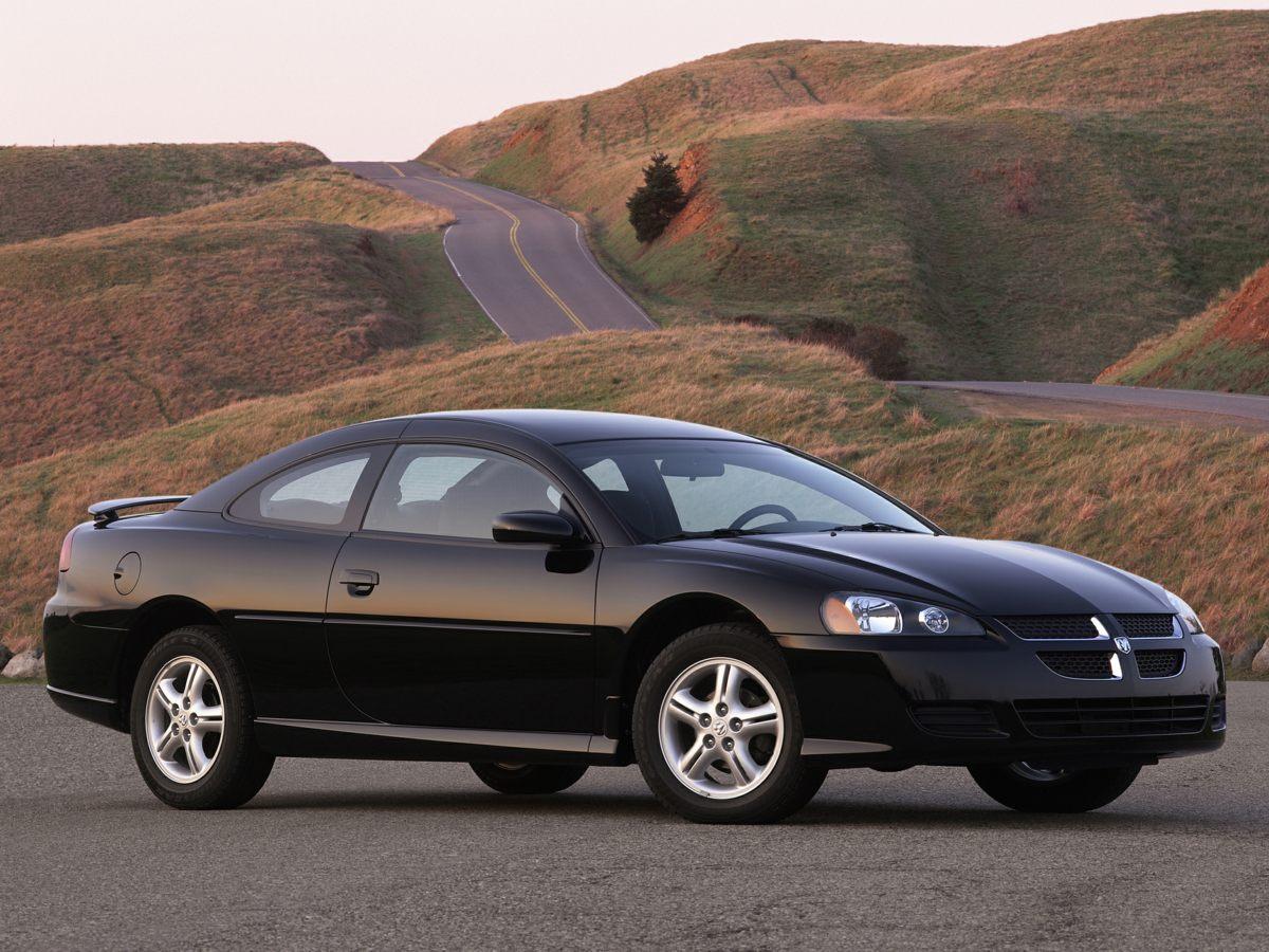 2004 Dodge Stratus 2004 2dr Cpe R/T Driver door bin