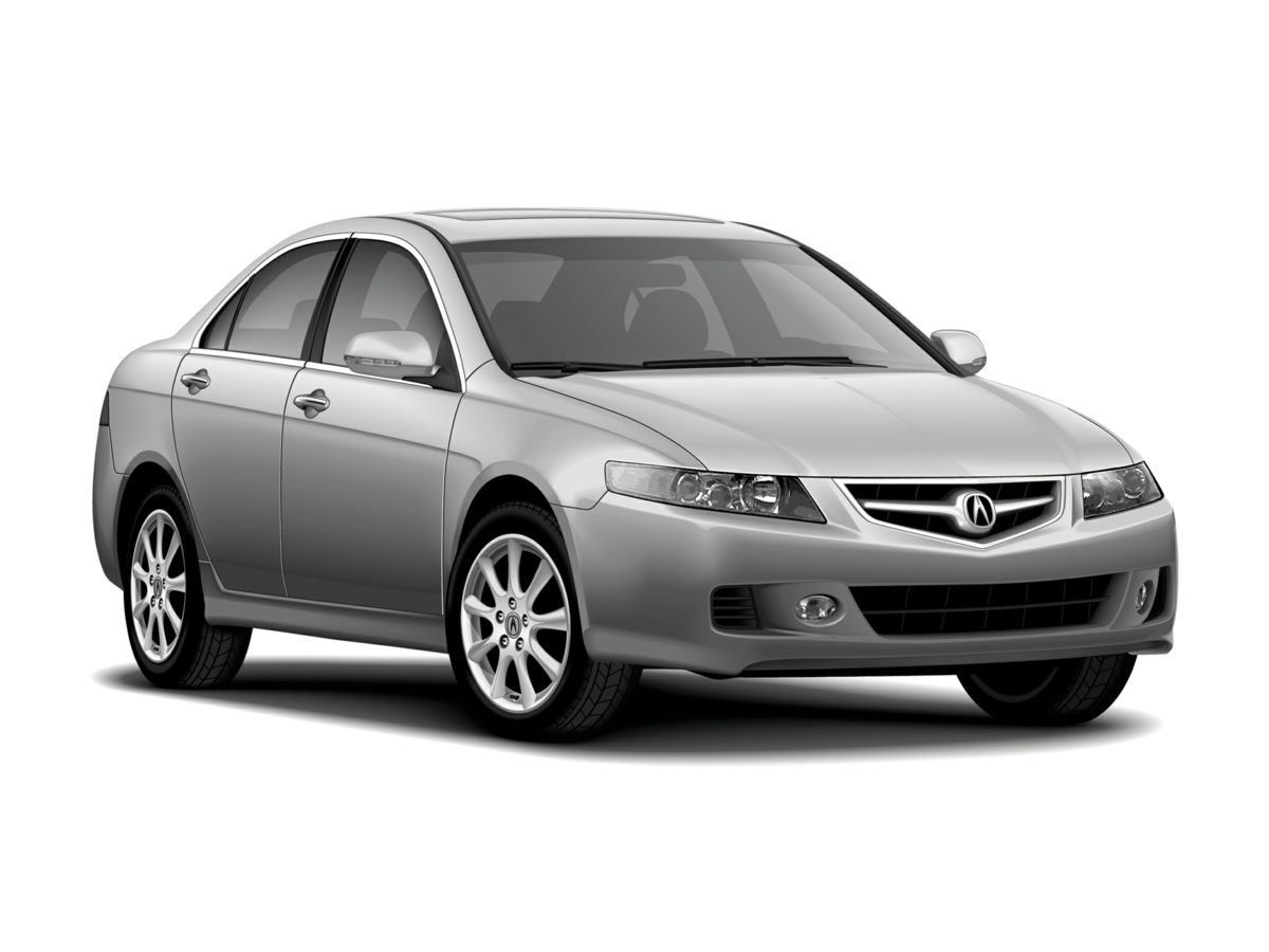 2008 Acura TSX 4dr Sdn Auto Nav Bumpers: body-color Brake assis