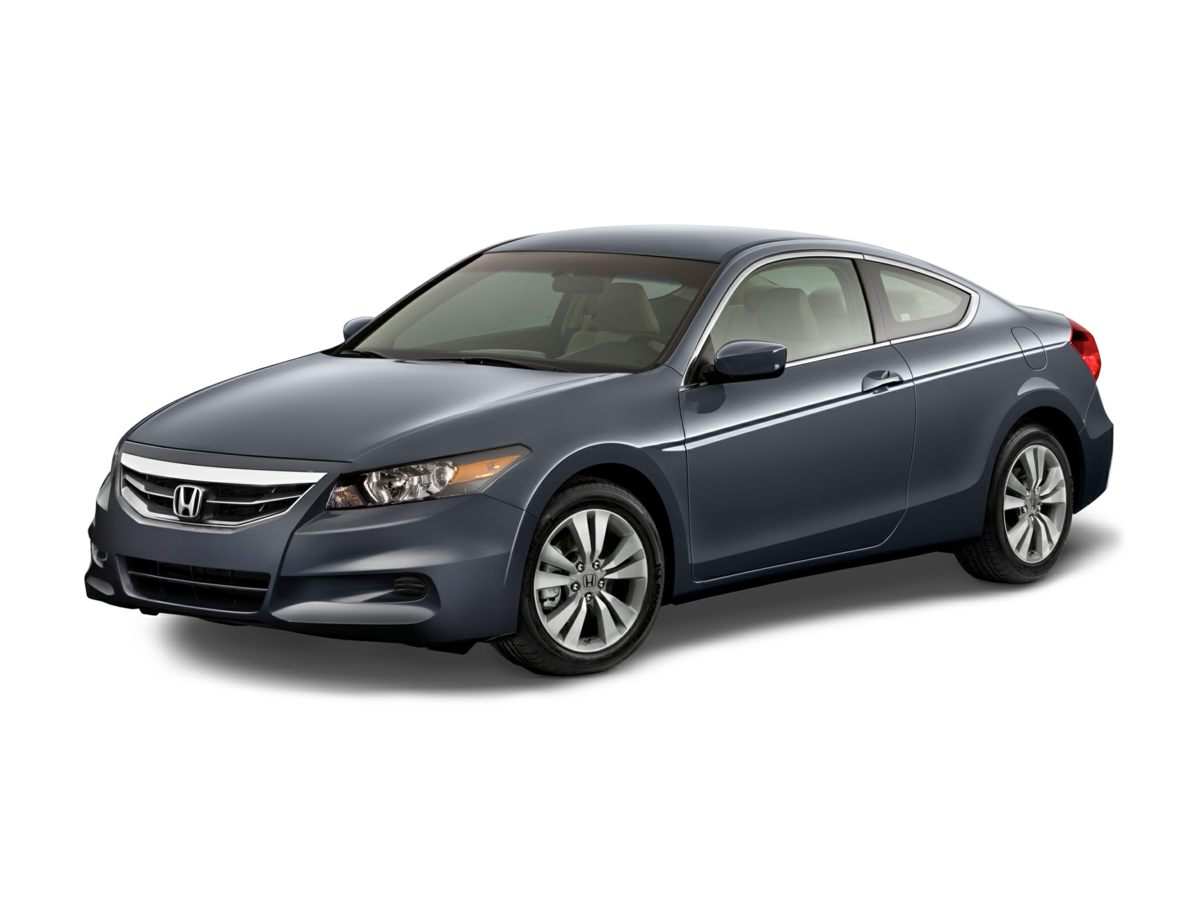 2012 Honda Accord Cpe 2dr I4 Auto LX-S Charcoal Cloth