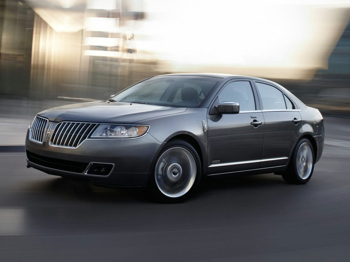 2012 Lincoln MKZ 4dr Sdn Hybrid FWD RED