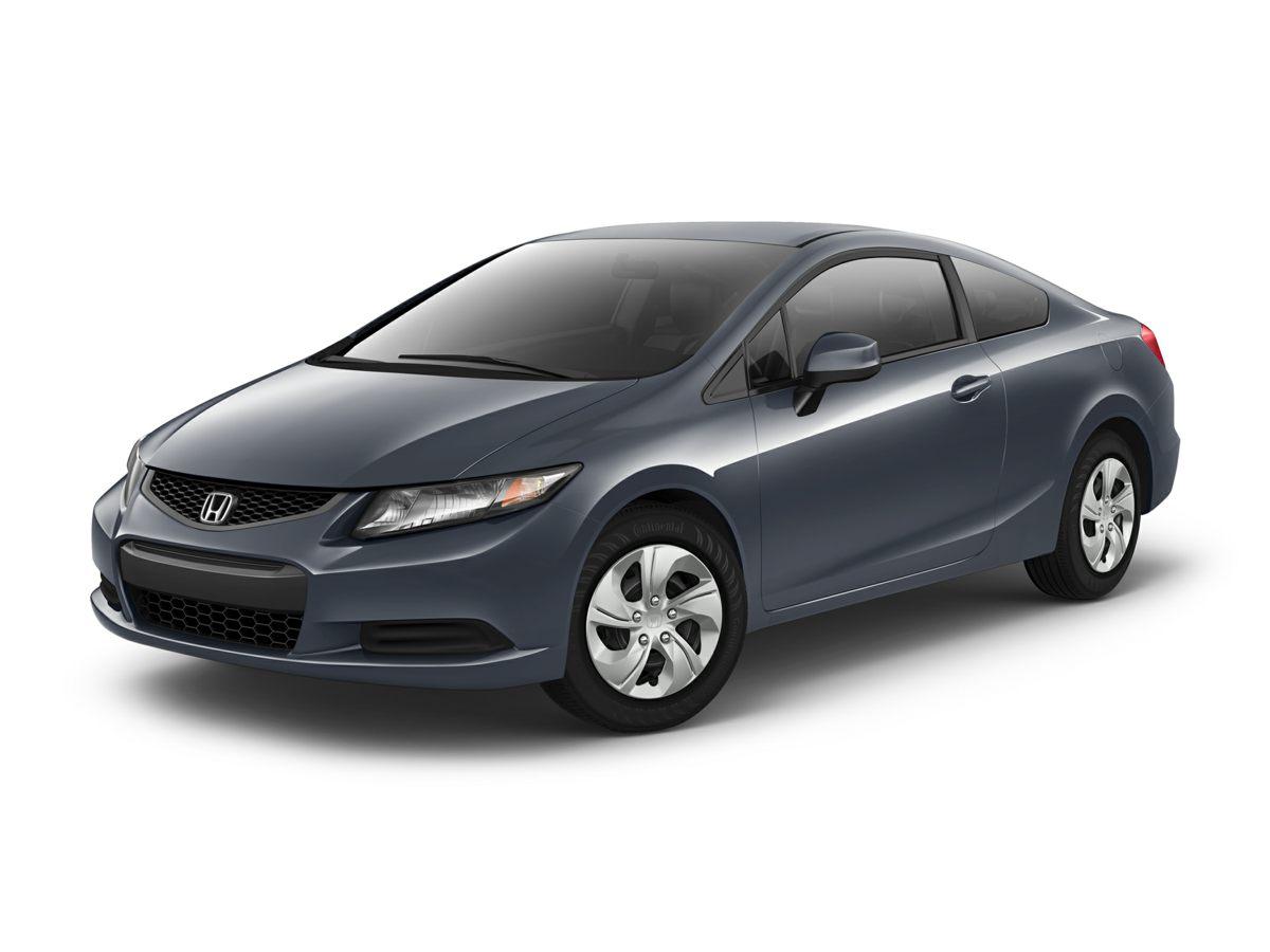 2013 Honda Civic Cpe 2dr Auto LX RED Delay-off headlights
