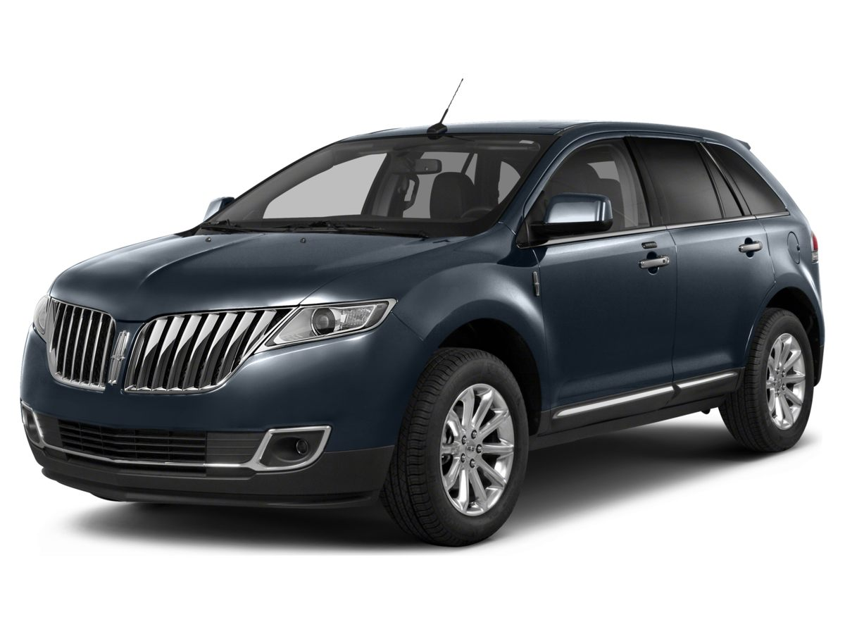 2013 Lincoln MKX AWD 4dr RED Automatic temperature control