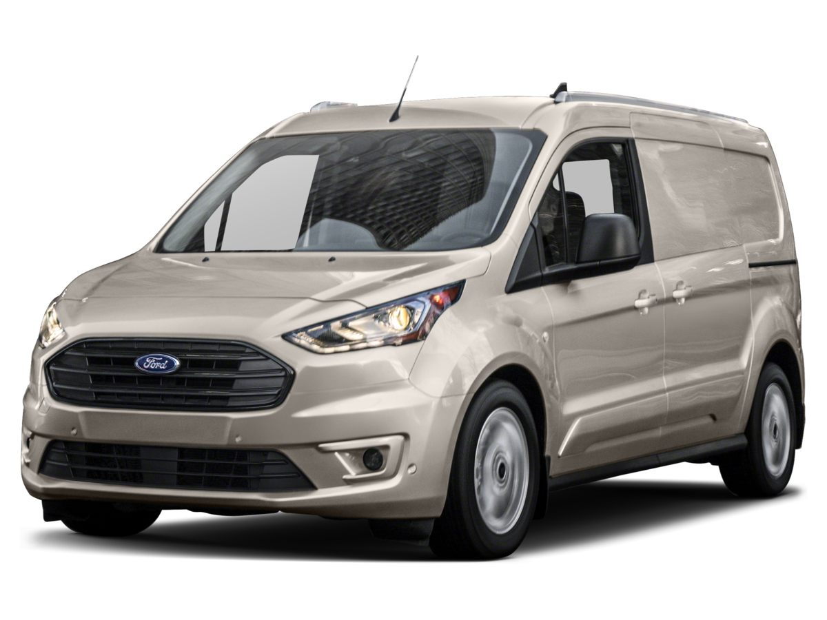 2019 Ford Transit Connect XL FROZEN WHITE MET