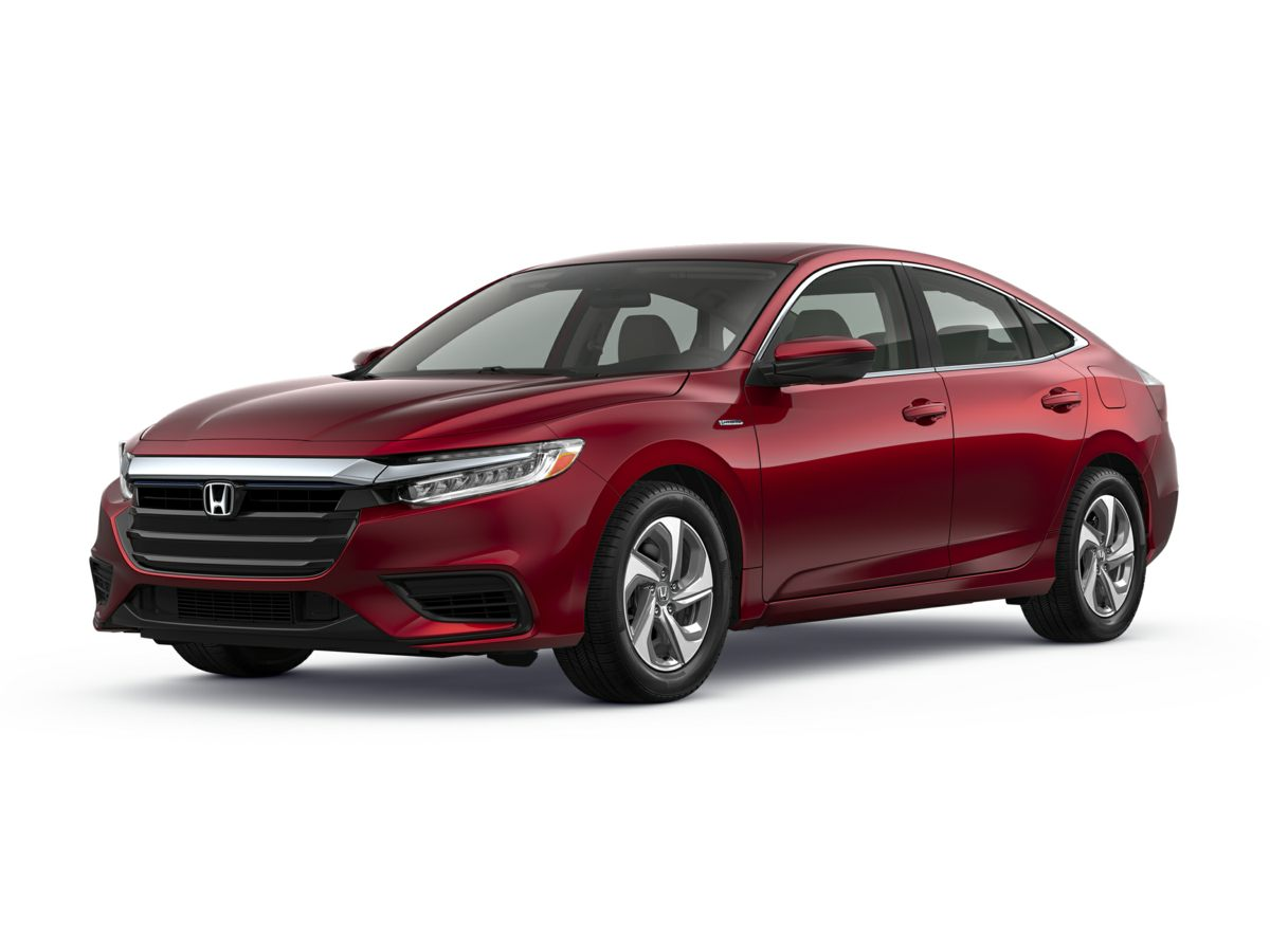 2019 Honda Insight LX BLACK Delay-off headlights