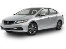2013 HONDA Civic Sdn EX