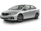 2013 Honda Civic EX-L with Navigation Austin TX