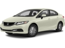 2013 Honda Civic Sedan HF