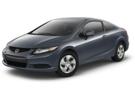 2013 Honda Civic Coupe LX 2DR