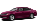 2012 Volkswagen Passat TDI SE w/Sunroof & Nav