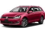 2017 Volkswagen Golf SportWagen S 4Motion