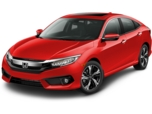 2018 Honda Civic Sedan Touring CVT