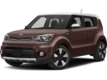 2017 Kia Soul + w/ Special Edition Brownstone Package
