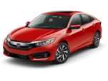 2018 Honda Civic Sedan EX CVT