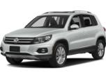 2017 Volkswagen Tiguan SEL 4Motion