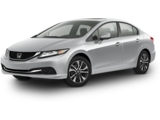 2013 Honda Civic EX with Navigation