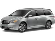 2015 Honda Odyssey Touring Elite Austin TX