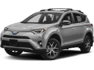 2017 Toyota RAV4 Hybrid SE Truro NS