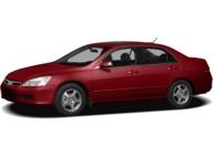 2007 Honda Accord Hybrid El Paso TX