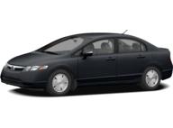 2008 Honda Civic Hybrid El Paso TX