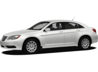 2012 Chrysler 200 LX El Paso TX