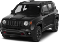 2016 Jeep Renegade 4WD 4dr Trailhawk Lawrence KS