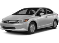 2012 Honda Civic Hybrid CERTIFIED El Paso TX