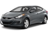 2013 Hyundai Elantra GLS El Paso TX