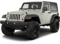 2013 Jeep Wrangler 4WD 2dr Sport Lawrence KS