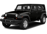 2015 Jeep Wrangler Unlimited 4WD 4dr Rubicon Lawrence KS