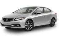 2015 Honda Civic EX-L with Navigation Austin TX