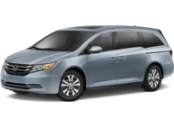 2016 Honda Odyssey EX-L with Rear Entertainment System Austin TX