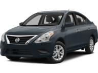 2015 Nissan Versa 4dr Sdn Manual 1.6 S Lawrence, Topeka & Manhattan KS