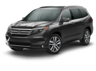 2016 Honda Pilot Elite with Navigation and Rear Entertainment System with Rear Entertainment System Austin TX