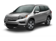 2016 Honda Pilot EX-L with Rear Entertainment System Austin TX