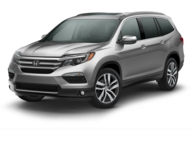 2016 Honda Pilot Touring with Navigation and Rear Entertainment System with Rear Entertainment System Austin TX