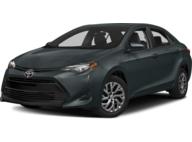 2017 Toyota Corolla LE Truro NS