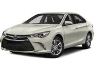 2017 Toyota Camry SE Novato CA