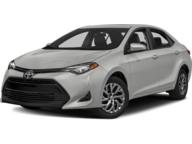 2017 Toyota Corolla LE Novato CA