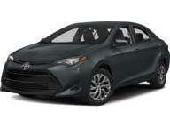 2017 Toyota Corolla L Novato CA