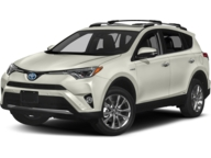 2017 Toyota RAV4 Hybrid Limited Novato CA