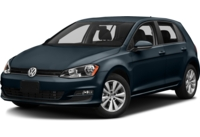 Volkswagen Golf TSI SEL 4-Door 2017