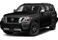 Nissan Armada Platinum 5.6 L 2017